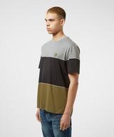 Lyle & Scott Block Stripe Short Sleeve T-Shirt