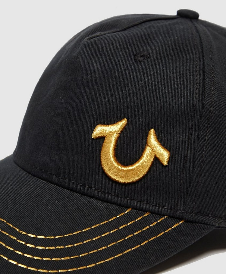 True Religion Shoe Logo Cap