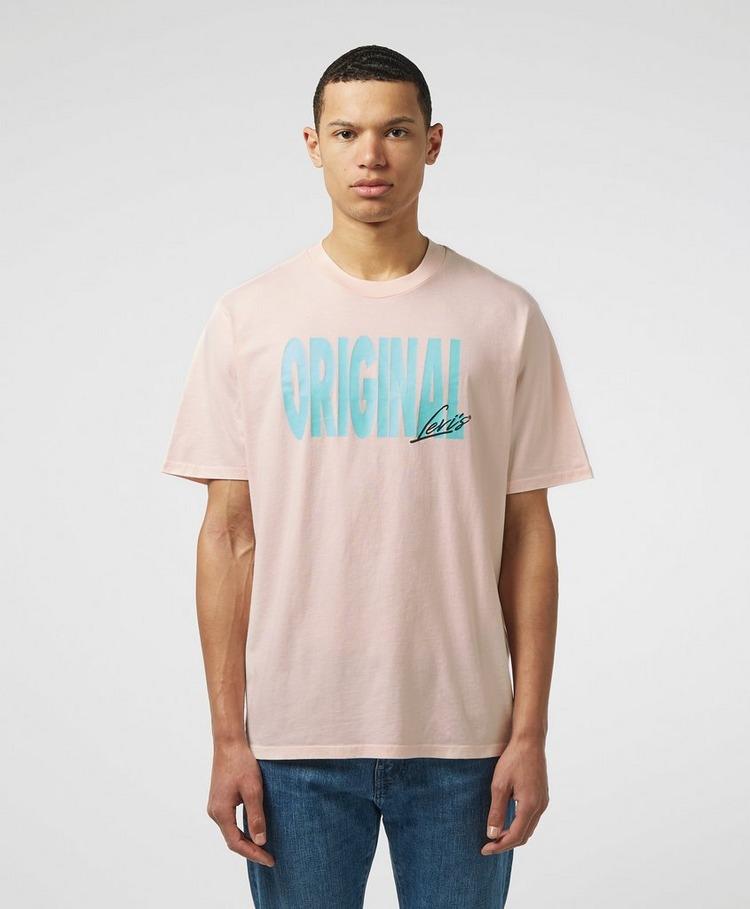 Levis Original Levis Short Sleeve T-Shirt