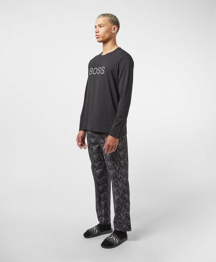 BOSS Long Sleeve Pyjama Set