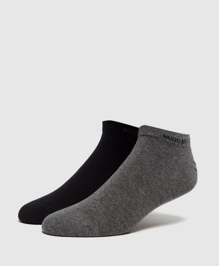 BOSS 2 Pack Trainer Socks