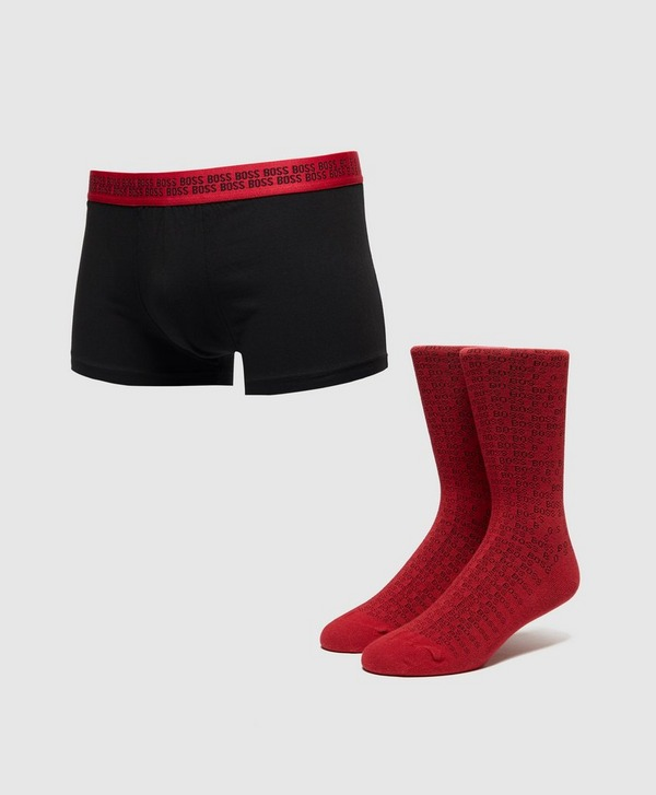 BOSS Boxers and Socks Gift Set