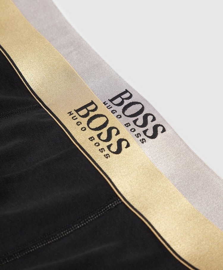 BOSS 2 Pack Metallic Boxers Gift Set
