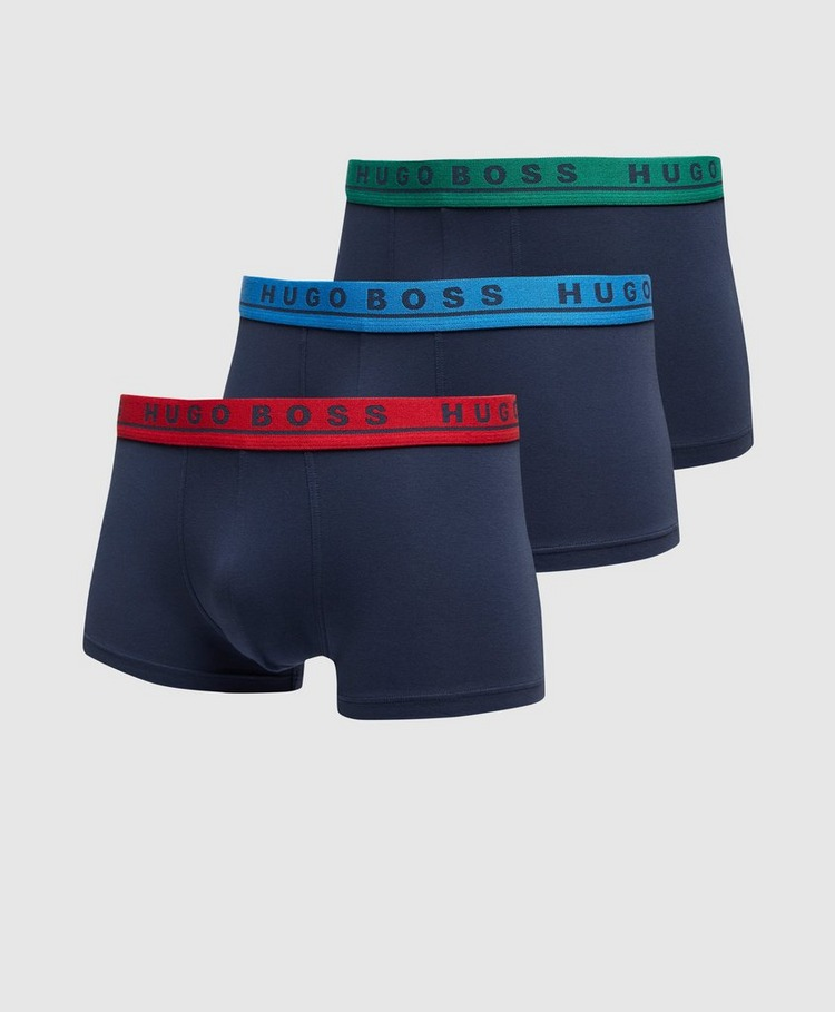 BOSS 3 Pack Boxer Shorts