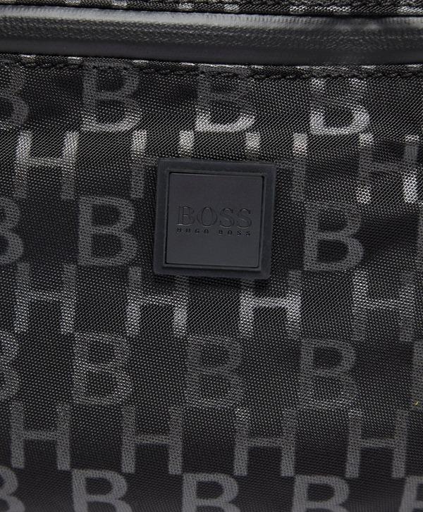 BOSS All Over Logo Bum Bag