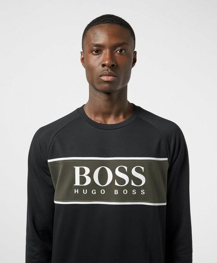BOSS Authentic Panel Sweatshirt