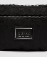 GUESS Monogram Plaque Bum Bag