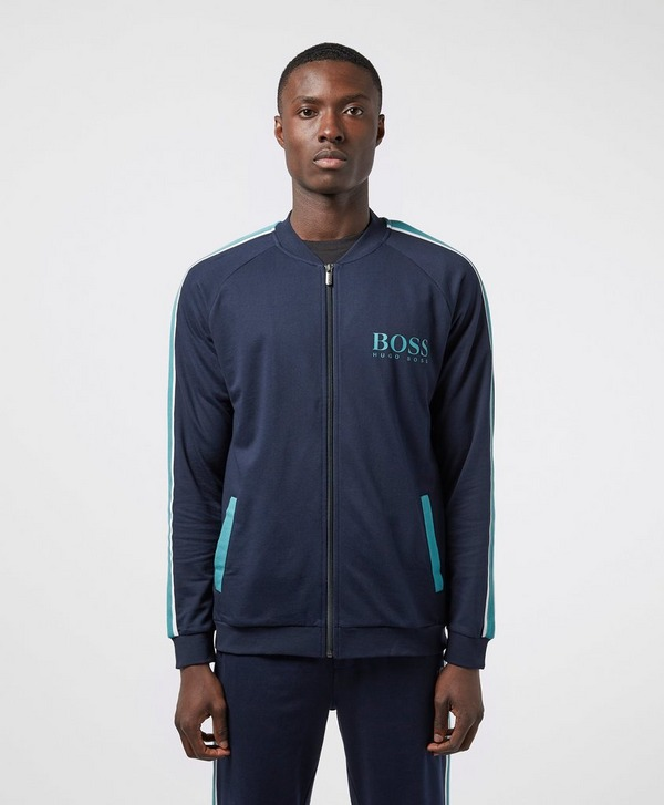 BOSS Authentic Panel Bomber Track Top