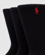 Polo Ralph Lauren 3 Pack of Logo Socks