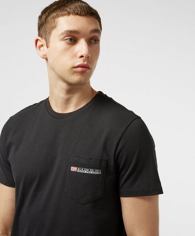 Napapijri Pocket Short Sleeve T-Shirt