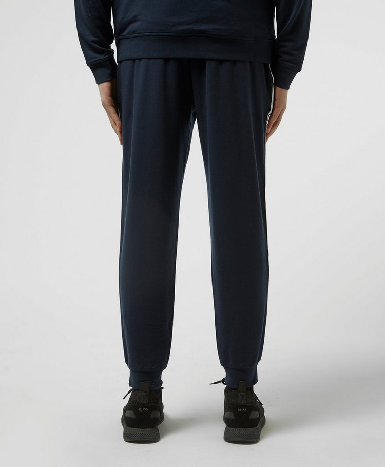 BOSS Tape Cuffed Fleece Pants
