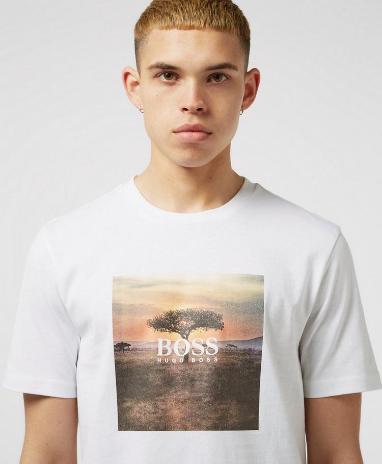 BOSS Troaar Savanna Short Sleeve T-Shirt