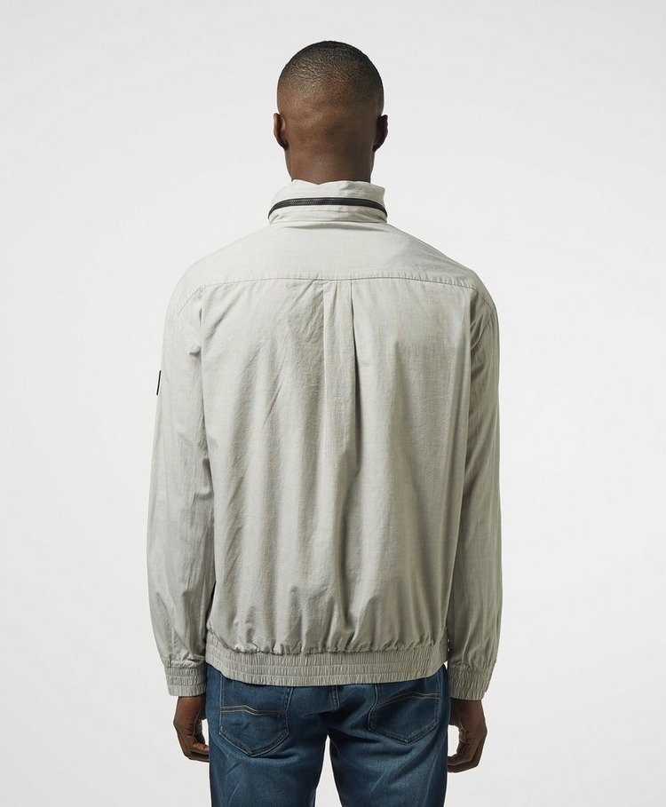 BOSS Land Hooded Overshirt
