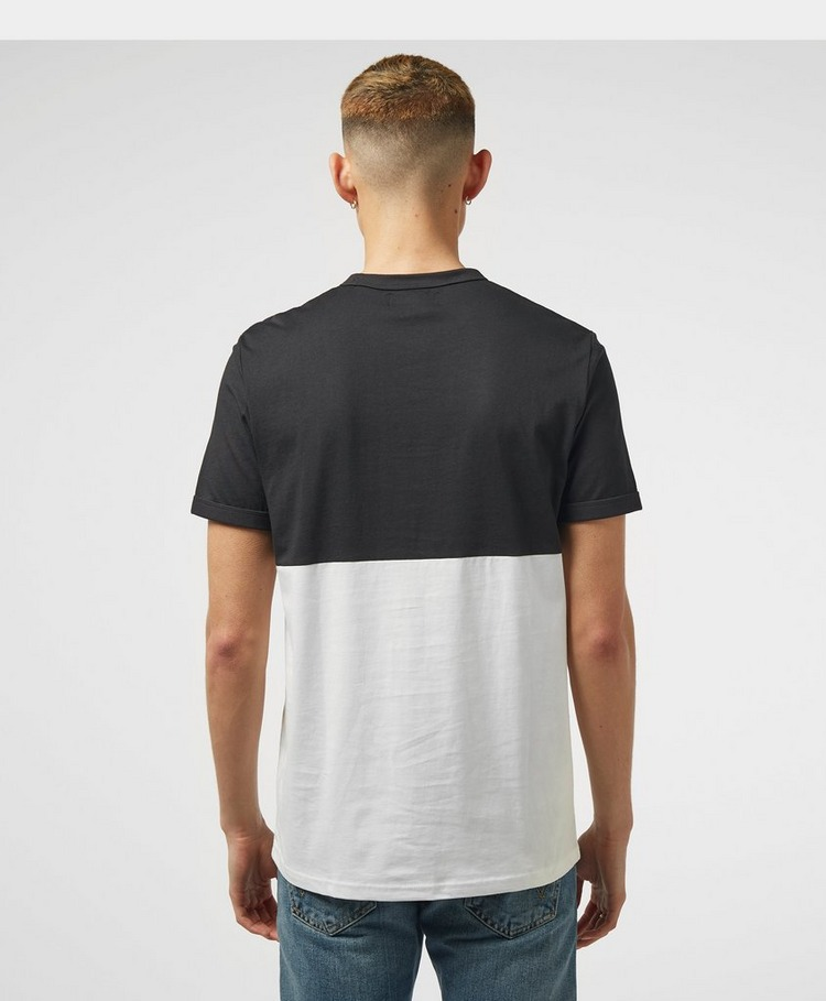 Fred Perry Panel Short Sleeve T-Shirt