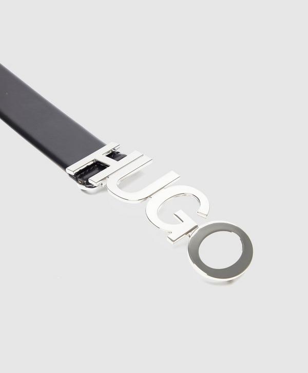 HUGO Large Logo Belt