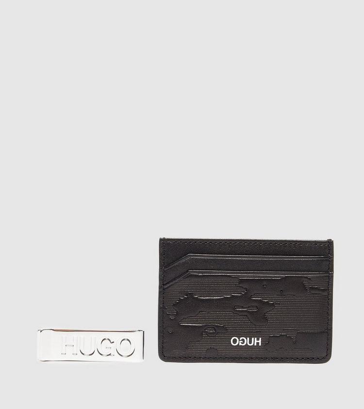 HUGO Card Holder Gift Set