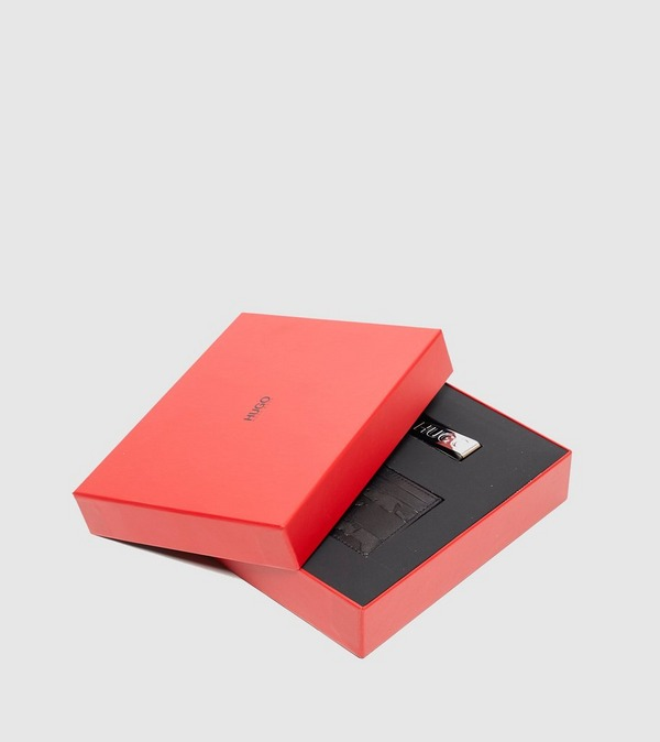 HUGO Card Holder Gift Set