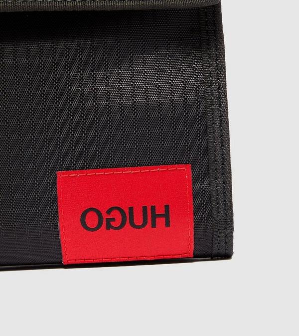HUGO Patch Neck Pouch Bag