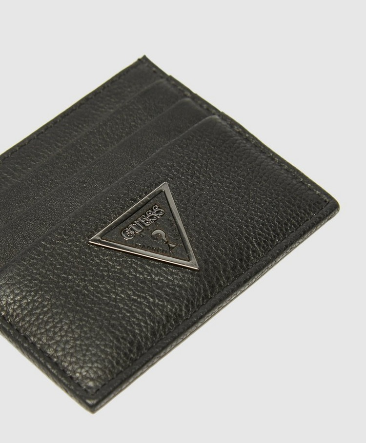 Guess Triangle Card Holder
