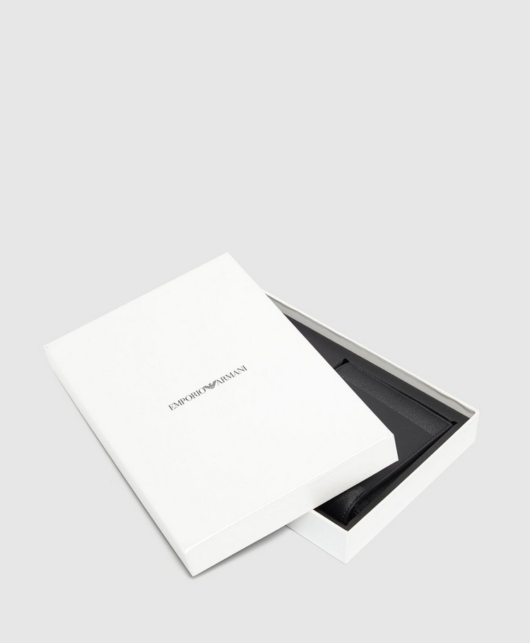 Emporio Armani Wallet and Keyring Gift Set