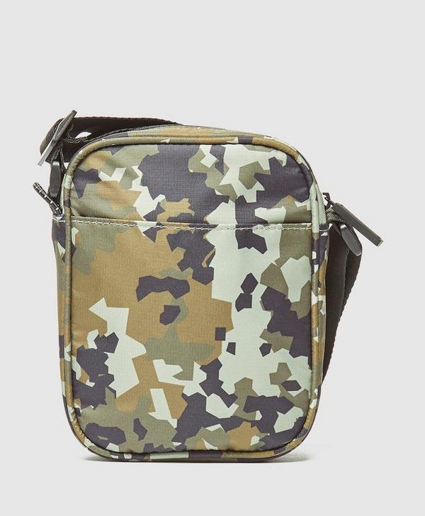 Barbour International Camo Utility Cross Body Bag