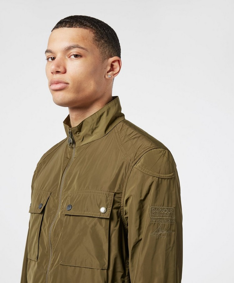 Barbour International Steve McQueen Ashbury Casual Jacket