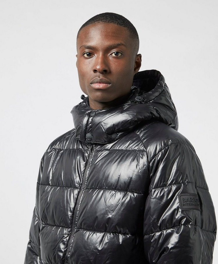 Barbour International Keys Quilted Padded Jacket