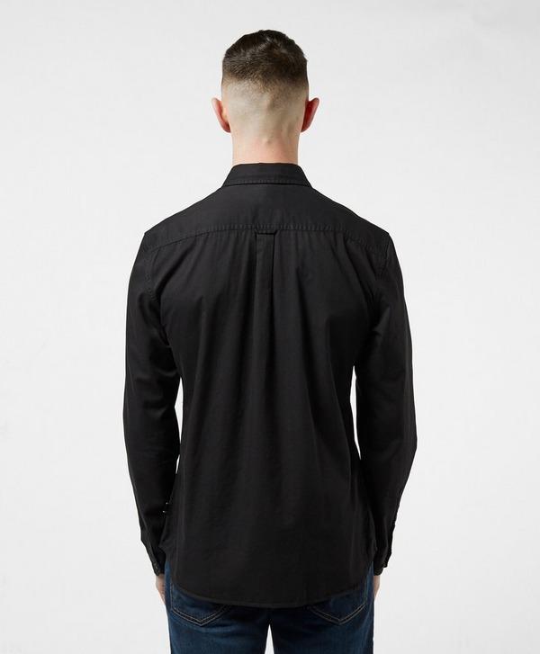 Barbour International Twill Long Sleeve Shirt