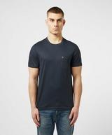 Farah Sunset Pique Pocket Short Sleeve T-Shirt