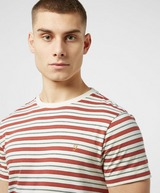Farah Multi Stripe Short Sleeve T-Shirt
