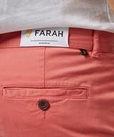 Farah Hawk Garment Dyed Chino Shorts