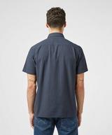 Farah Hudspeth Seersucker Short Sleeve Shirt