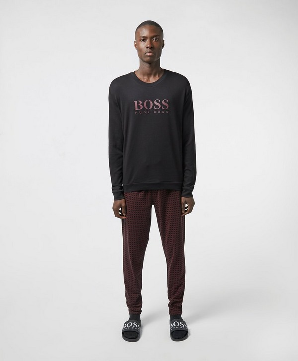 BOSS Long Sleeve Pyjama Set