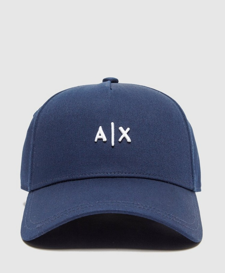 Armani Exchange Small Logo Cap
