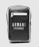 Armani Exchange Bold Logo Cross Body Bag