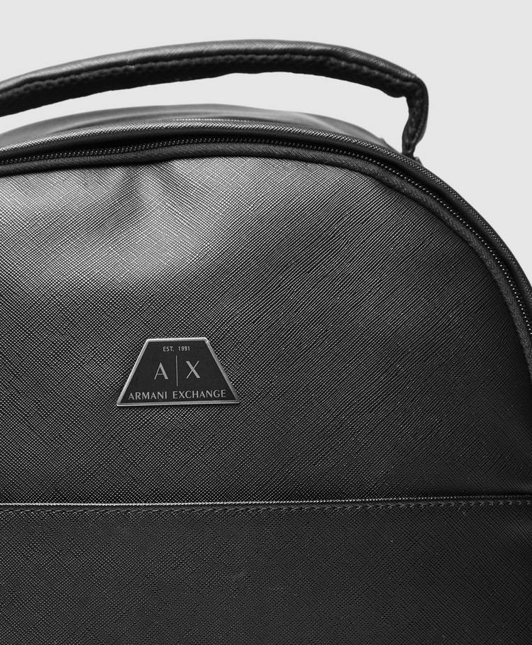Armani Exchange Small Badge Logo Backpack