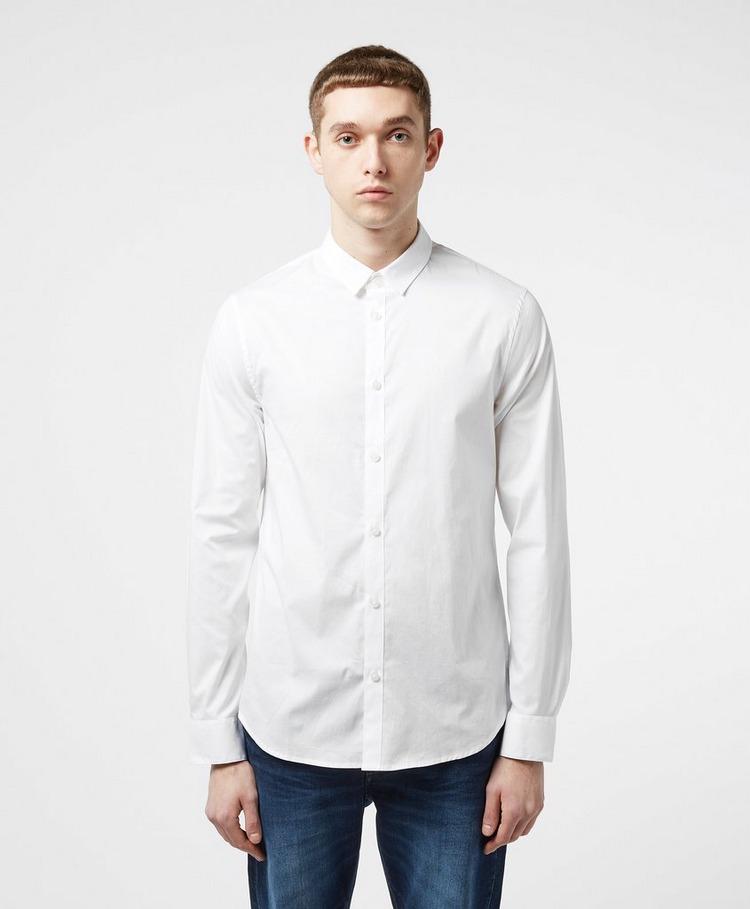 Armani Exchange Long Sleeve Dress Shirt