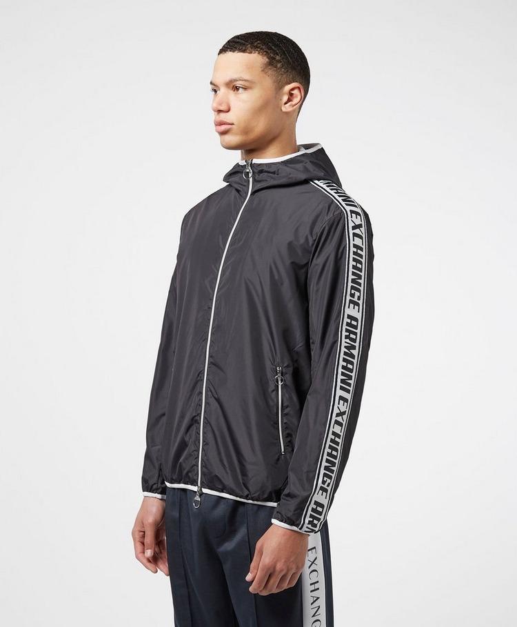 Armani Exchange Tape Arm Lightweight Jacket