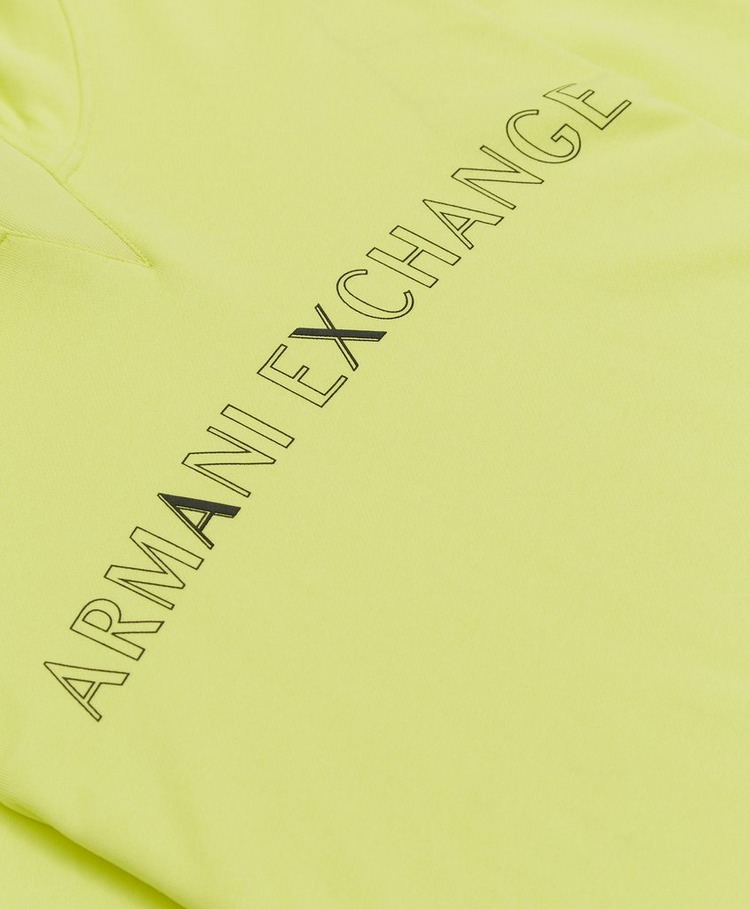 Armani Exchange Call Out Overhead Hoodie
