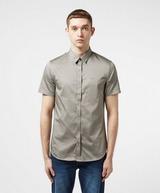 Armani Exchange Poplin Short Sleeve Shirt