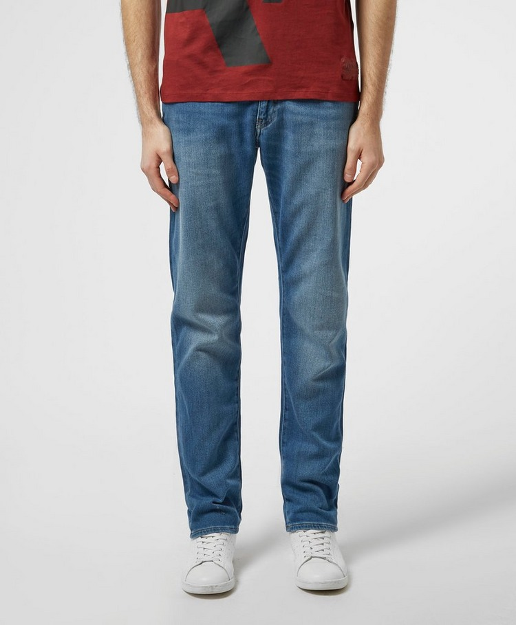Armani Exchange J13 Skinny Straight Jeans