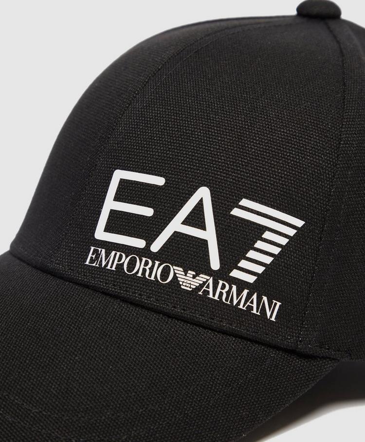 Emporio Armani EA7 Gloss Logo Cap