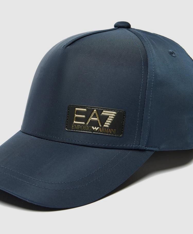 Emporio Armani EA7 Gold Logo Cap