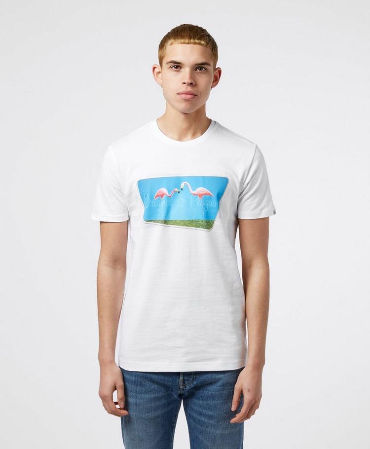 Original Penguin Flamingo Short Sleeve T-Shirt