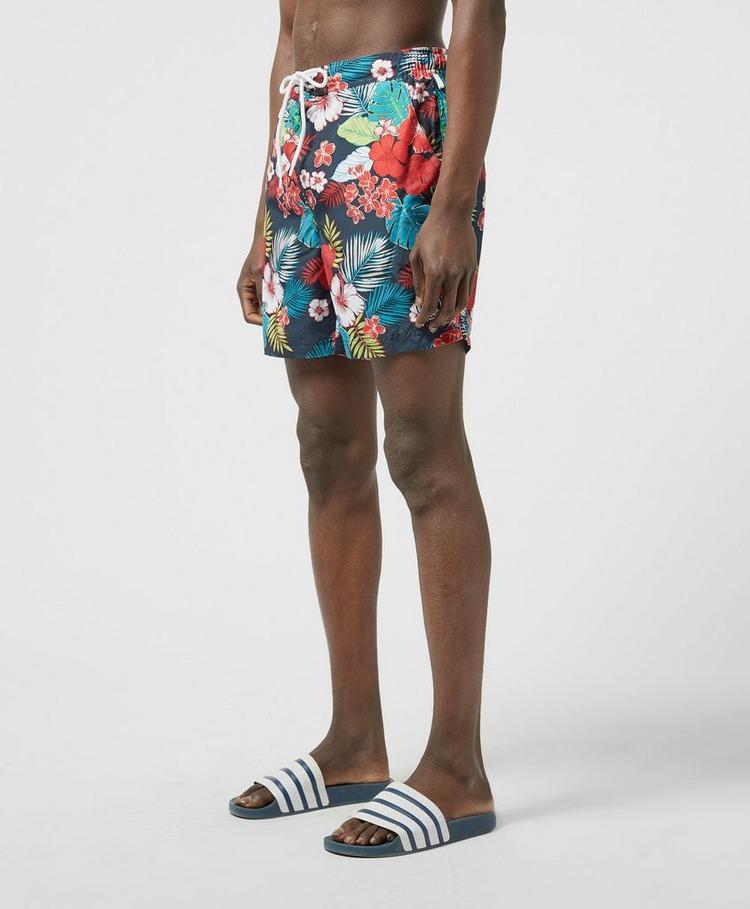 Original Penguin Floral Swimshorts