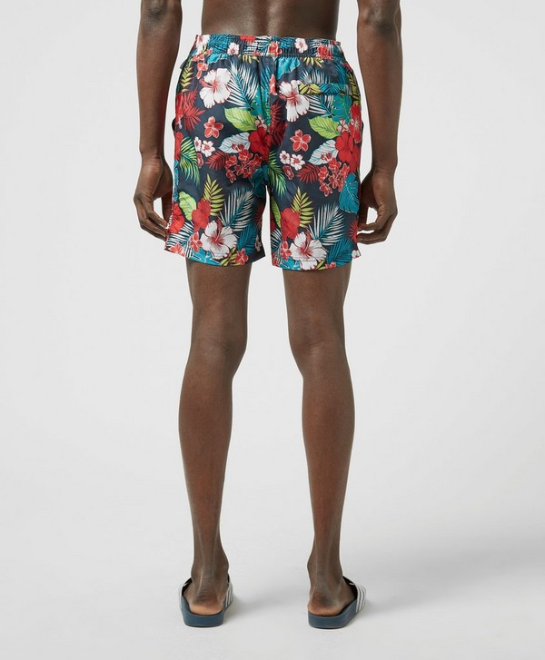 Original Penguin Floral Swimshorts