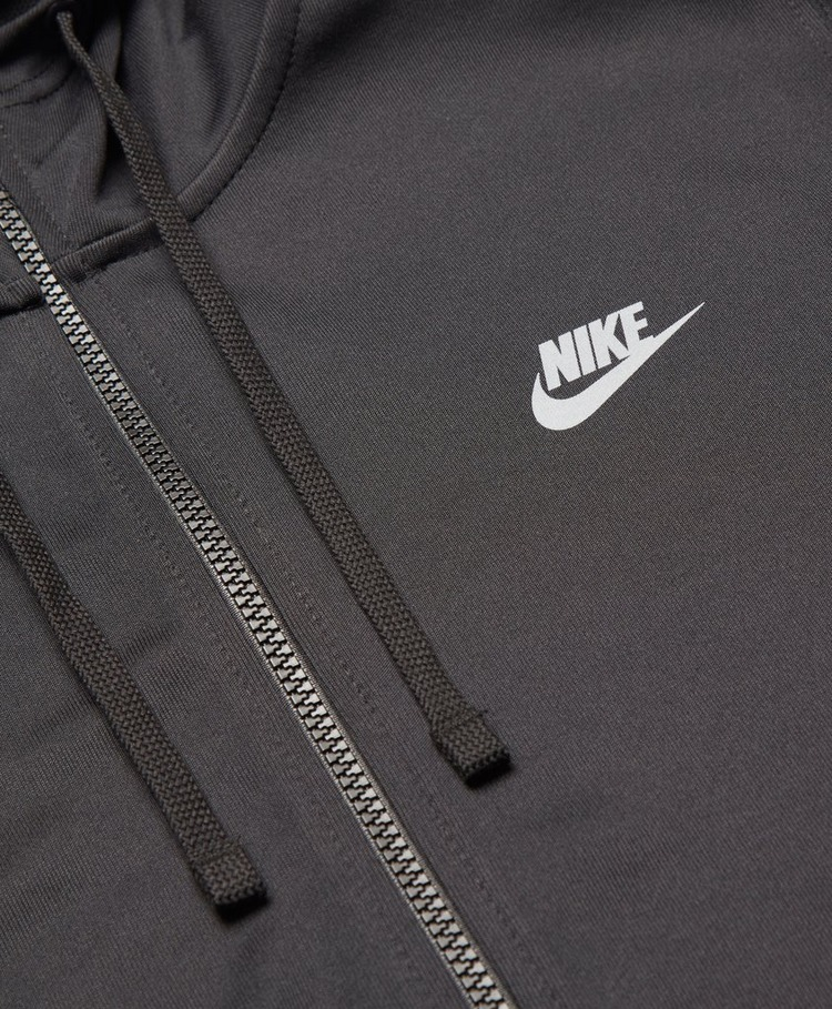 Nike Repeat Logo Poly Full Zip Hoodie