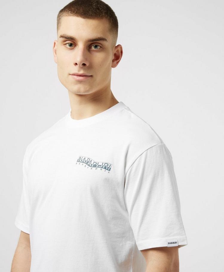 Napapijri Tribe Sole Back Print T-Shirt