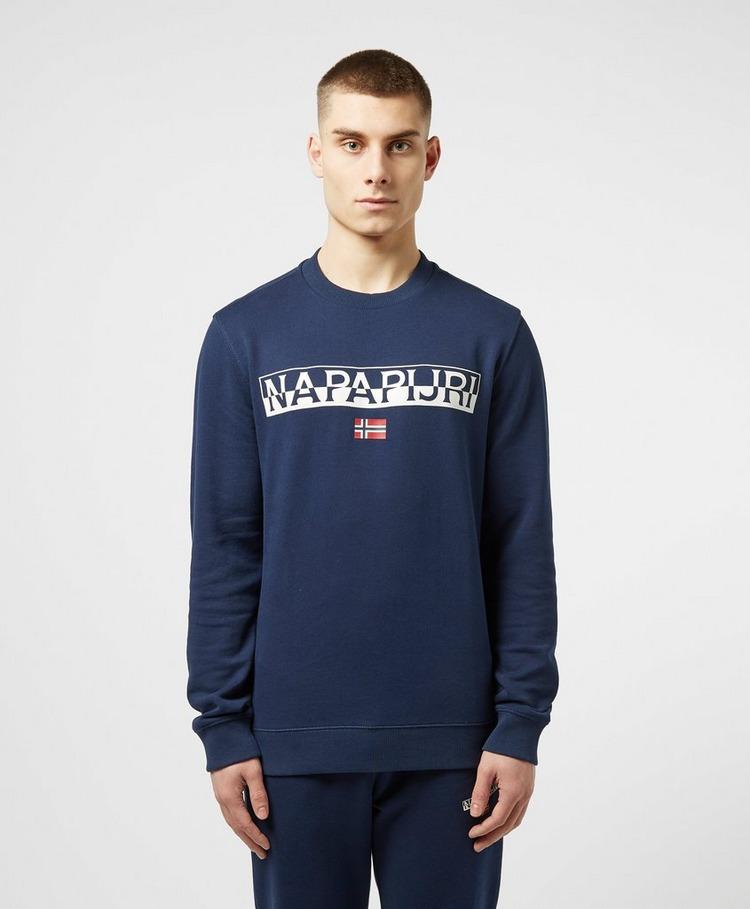 Napapijri Baras Large Logo Sweatshirt