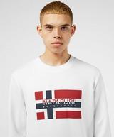 Napapijri Bovico Flag Sweatshirt